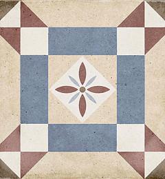 Vloertegel Art N. Decor Lys Color