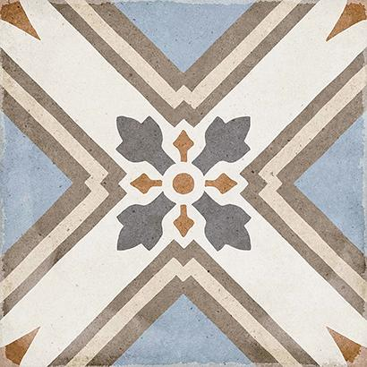 Vloertegel Art N. Decor Turin Color