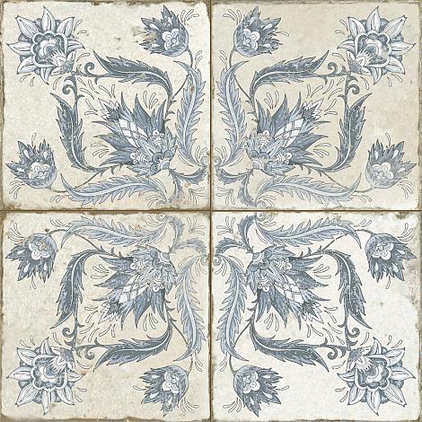Vloertegel Ivy Blue