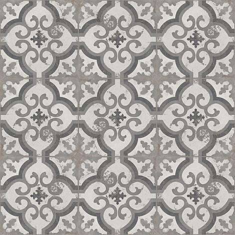 Vloertegel Zeta Antique Grey
