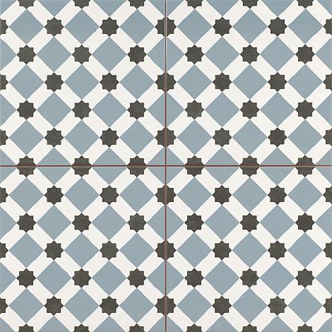 Vloertegel Geometrica Ice 4 in 1