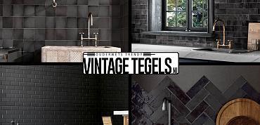Vintage Tegels help me kiezen; ik zoek een zwarte tegel!