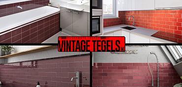 Vintage Tegels help me kiezen; ik zoek een rode tegel!