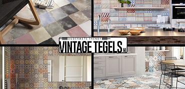 Vintage Tegels help me kiezen; ik zoek een meerkleurige tegel!