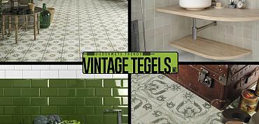 Vintage Tegels help me kiezen; ik zoek een groene tegel (deel3)!